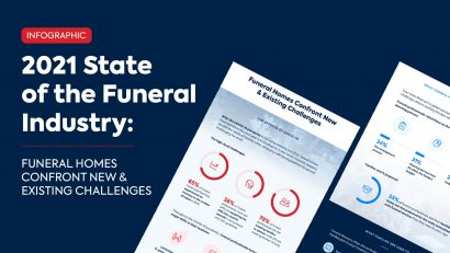 [Infographic] 2021 State of the Funeral Industry: Funeral Homes Face New & Existing Challenges